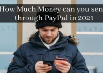 How much money can you send through paypal